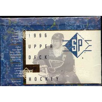 1995/96 Upper Deck SP Hockey Hobby Box