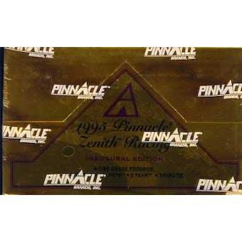 1995 Pinnacle Zenith Racing Hobby Box