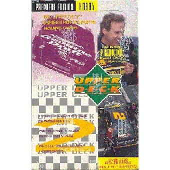 1995 Upper Deck Series 2 Racing Hobby Box