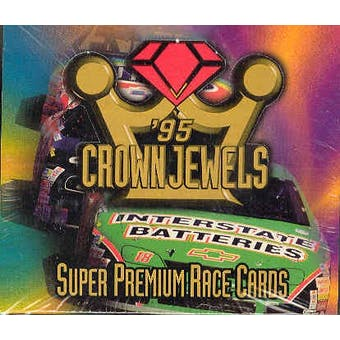 1995 Wheels Crown Jewel Racing Hobby Box