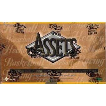 1995 Classic Assets Multi-Sport Hobby Box