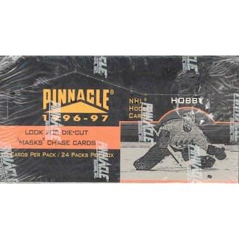 1996/97 Pinnacle Hockey Hobby Box