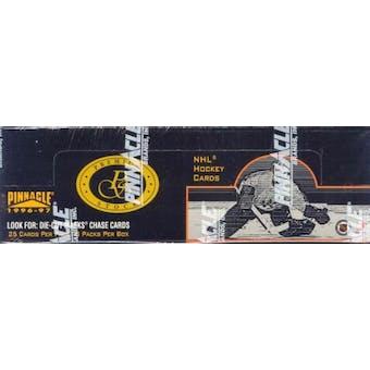 1996/97 Pinnacle Premium Stock Hockey Hobby Box