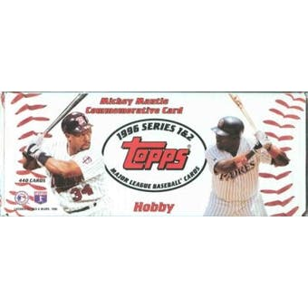 1996 Topps Baseball Hobby Factory Set (White Box)