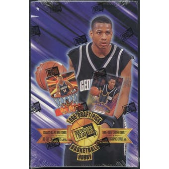 1996/97 Press Pass Draft Pick Basketball Hobby Box