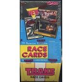 1991 Traks Racing Hobby Box (Reed Buy)