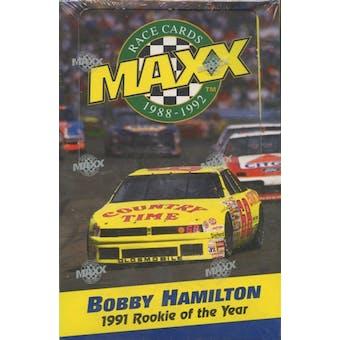 1992 J.R. Maxx Inc. Maxx Racing Wax Box