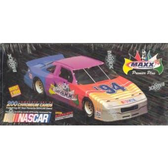 1994 J.R. Maxx Inc. Maxx Premier Plus Racing Hobby Box