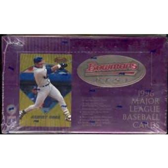 1996 Bowman's Best Baseball Hobby Box