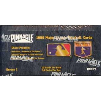 1996 Pinnacle Series 1 Baseball Hobby Box