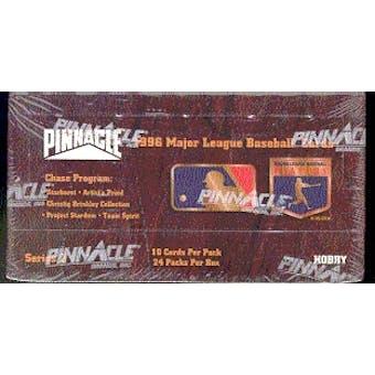 1996 Pinnacle Series 2 Baseball Hobby Box