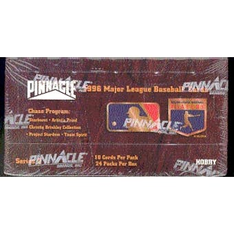 1996 Pinnacle Series 2 Baseball Hobby Box