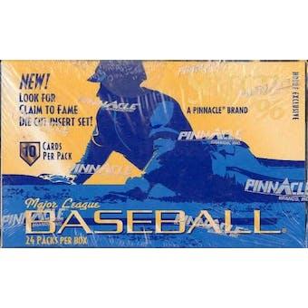 1996 Score Select Baseball Hobby Box