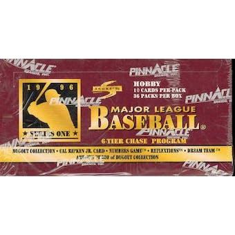 1996 Score Series 1 Baseball Hobby Box