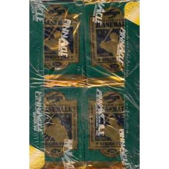 1996 Score Series 2 Baseball Jumbo Box
