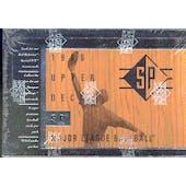 1996 Upper Deck SP Baseball Hobby Box