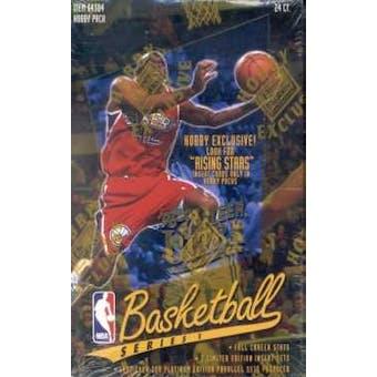 1996/97 Fleer Ultra Series 1 Basketball Hobby Box