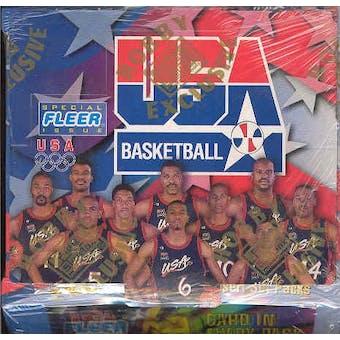 1996/97 Fleer USA Basketball Hobby Box