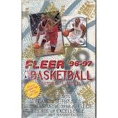 1996/97 Fleer Series 1 Basketball Hobby Box