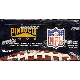 1996 Pinnacle Football Hobby Box