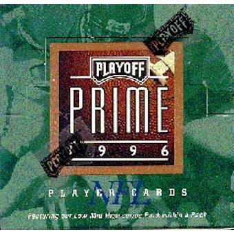 1996 Playoff Prime Football Hobby Box