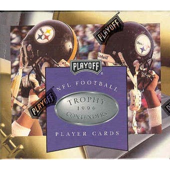 1996 Playoff Trophy Contenders Football Hobby Box