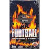 1996 Topps Gilt Edge Football Hobby Box