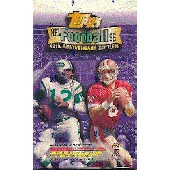 1996 Topps Football Hobby Box