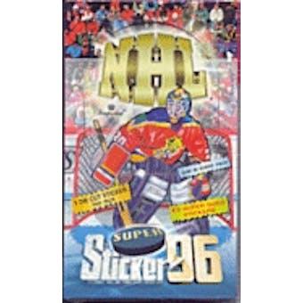 1995/96 Imperial Super Stickers Hockey Hobby Box