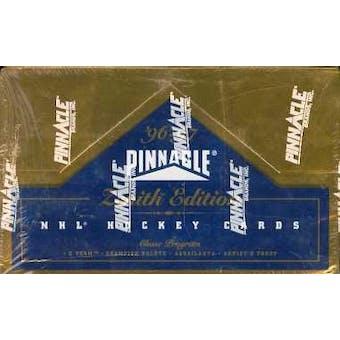1996/97 Pinnacle Zenith Hockey Hobby Box