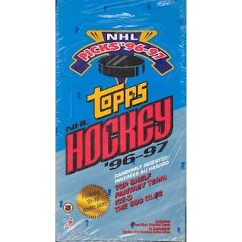 1996/97 Topps Picks Hockey Hobby Box