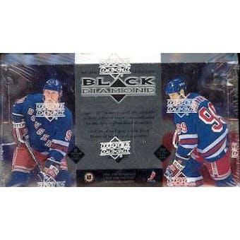 1996/97 Upper Deck Black Diamond Hockey Hobby Box