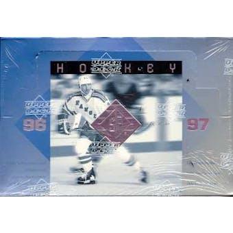 1996/97 Upper Deck SP Hockey Hobby Box