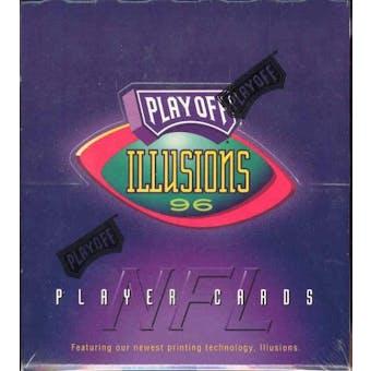 1996 Playoff Illusions Football Hobby Box
