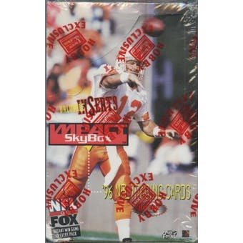 1996 Skybox Impact Football Hobby Box