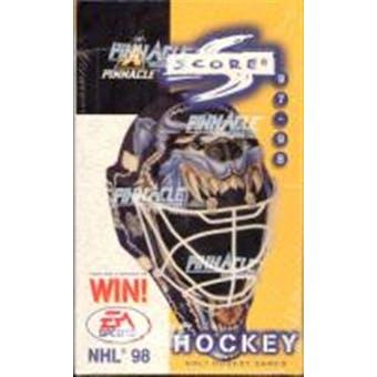 1997/98 Score Hockey Hobby Box