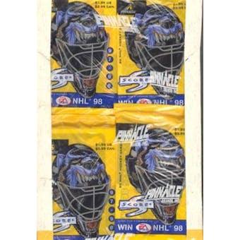 1997/98 Score Hockey Prepriced 24 Pack Box