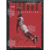 1996 Upper Deck Basketball Michael Jordan Collection Set