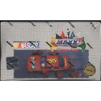 1995 J.R. Maxx Inc. Maxx Series 1 Racing Hobby Box