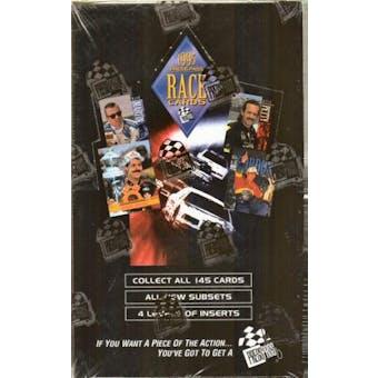 1995 Press Pass Racing Hobby Box