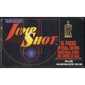 1993/94 Upper Deck Jump Shot Basketball Box