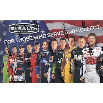 2011 Press Pass Stealth Racing Hobby Box