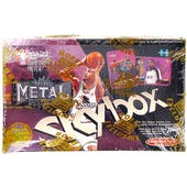 1997/98 Skybox Metal Championship Preview Basketball Hobby Box