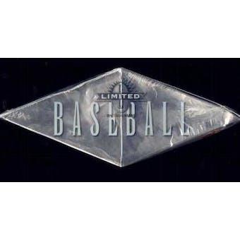 1997 Leaf Limited Baseball Hobby Box