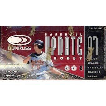 1997 Donruss Update Baseball Hobby Box