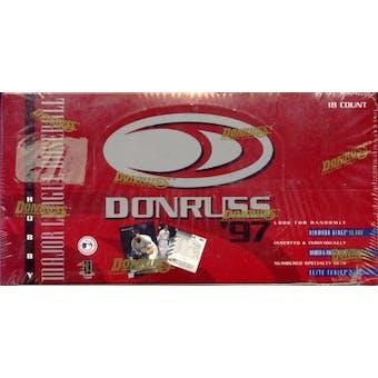 1997 Donruss Baseball Hobby Box
