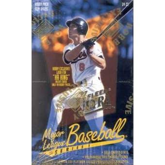 1997 Fleer Ultra Series 1 Baseball Hobby Box
