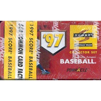 1997 Score Baseball Factory Set Tin (box)