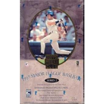 1997 Topps Stadium Club Series 2 Baseball Jumbo Box