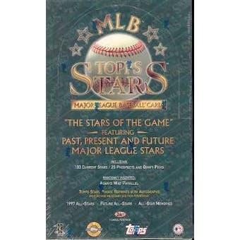 1997 Topps Stars Baseball Hobby Box